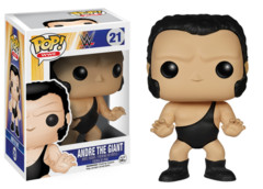#21 Andre The Giant (WWE)