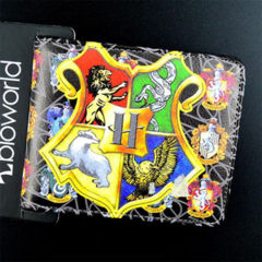 Bioworld Harry Potter Bifold Wallet