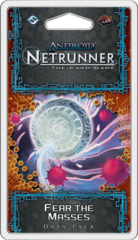 Android Netrunner - Fear the Masses (In Store Sales Only)