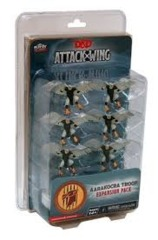 D & D Attack Wing: Aarakocra Troop Expansion Pack