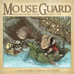 Mouse Guard: RPG - HC Boxed Set (2nd Edition)
