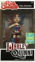 Rock Candy Harley Quinn SDCC 2016 Exclusive