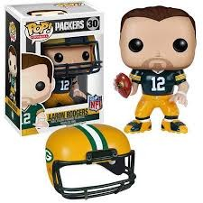 #30 - Aaron Rodgers Green Bay Packers (NFL)