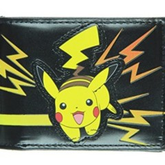Pokemon: Pikachu Bi-fold Wallet (Pokemon)