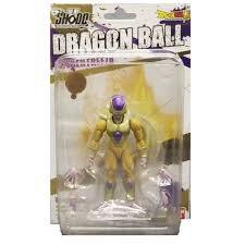 Dragonball: Super Shodo Micro Action Figure - Golden Frieza