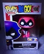 #108 - Raven Pink (Teen Titans Go!) TRU Exclusive