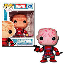 #29 Deadpool Red Suit (Marvel) - PX Previews