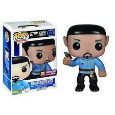 #82 - Star Trek: Mirror Universe Spock