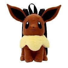 Pokemon: Eevee Plush Backpack