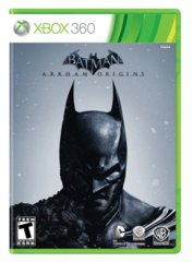 Batman - Arkham Origins (Xbox 360)