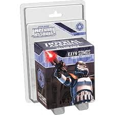 Imperial Assault - Kayn Somos - (Star Wars) - In Store Sales Only