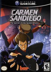 Carmen Sandiego - Secret of the Stolen Drums (GameCube)