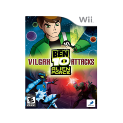 Ben 10: Alien Force Vilgax Attacks (Nintendo Wii)
