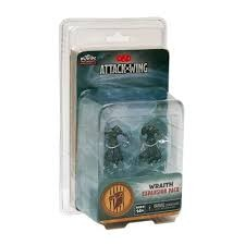 D & D Attack Wing: Wraith Expansion Pack