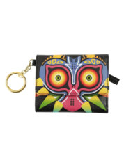 Legend of Zelda Majora's Mask Mini Trifold Wallet