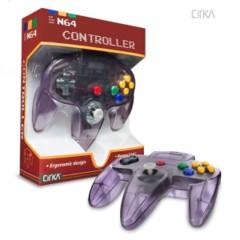 Cirka Atomic Purple Controller (Nintendo 64 N64)