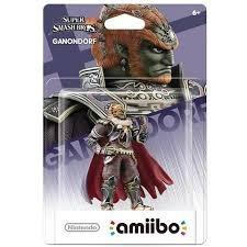 Ganondorf - Super Smash Bros. - Amiibo (Nintendo)