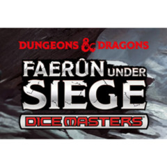 Dungeons and Dragons Dice Masters: Faerun Under Seige Starter Pack