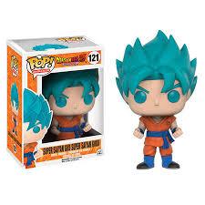 #121 - Dragonball Z: Resurrection F Super Saiyan God Super Saiyan Goku