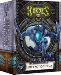 Legion of Everblight 2016 Faction Deck - Hordes