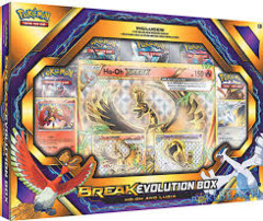 BREAK Evolution Box  Ho-Oh and Lugia