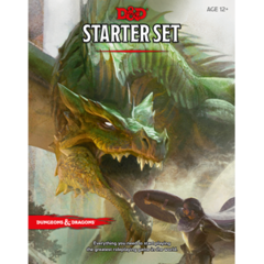 5th Edition Dungeons & Dragons Starter Set