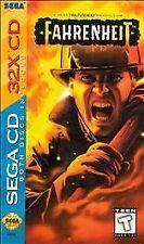 Fahrenheit (Sega CD / 32X CD)
