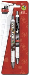 Big Bang Theory Pen Set (2 Pens)