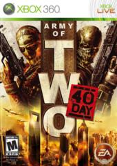 Army of Two - The 40th Day (Xbox 360)