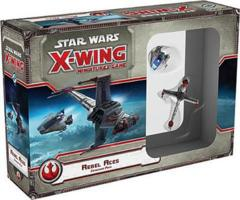Rebel Aces - (Star Wars X-Wing) - In Store Sales Only