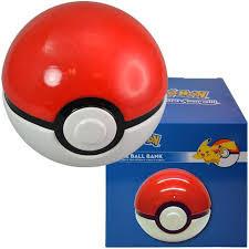 Pokemon: Poke Ball Ceramic Bank