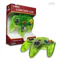 Cirka Cyanine / Jungle Controller (Nintendo 64 N64)