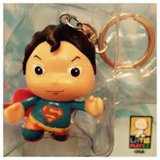 Little Mates DC Comics Mini Key Chain - Superman