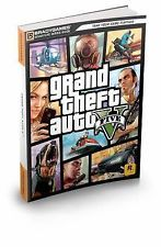 Grand Theft Auto V Signature Series Guide (Playstation 4 Xbox One)