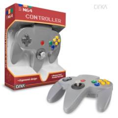 Cirka Gray Controller (Nintendo 64 N64)