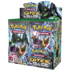 XY Fates Collide Booster Box