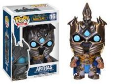 #15 - Warcraft: WOW - Arthas Pop! Vinyl Figure