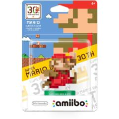 Mario - Classic Color 30th Anniversary Amiibo (Nintendo)