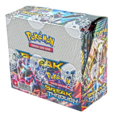 XY BreakThrough -  Booster Box (Pokemon)
