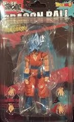 Dragonball Super Shodo Micro Action Figure: Super Saiyan God SS Son Goku