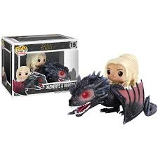 #15 - Dragon & Daenerys (Game of Thrones)