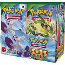 XY  Roaring Skies - Booster Box