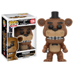 #106 - Five Nights at Freddy's: Freddy