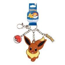 Pokemon: Eevee Keychain PVC