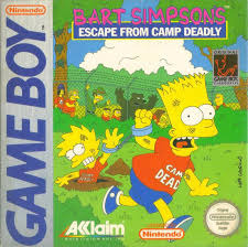 Bart Simpson: Escape From Camp Deadly