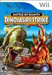 Battle of the Giants - Dinosaurs Strike (Nintendo Wii)