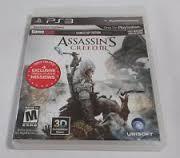 Assassin's Creed III - Gamestop Edition
