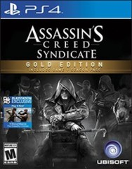 Assassin's Creed - Syndicate - Gold Edition (Playstation 4)