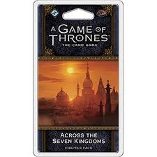 A Game of Thrones: The Card Game - Across the Seven Kingdoms (In Store Sales Only)