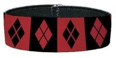 Harley Quinn Diamonds (Elastic Bracelet)